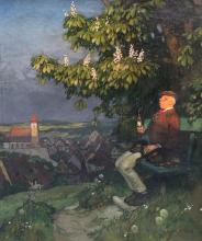 Richard Mauch, 1874 Weidling - 1921 Dietramszell