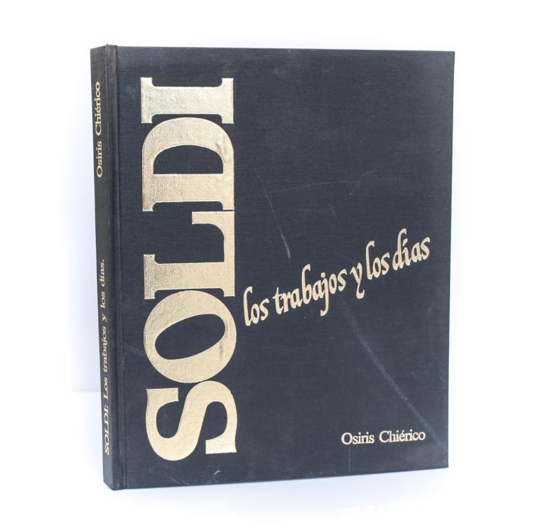 Chierico, Osiris Soldi Los Trabajos y los Dias 1985