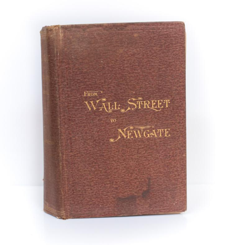 Bidwell, Austin Wall Street  Newgate Primrose Way 1st Ed