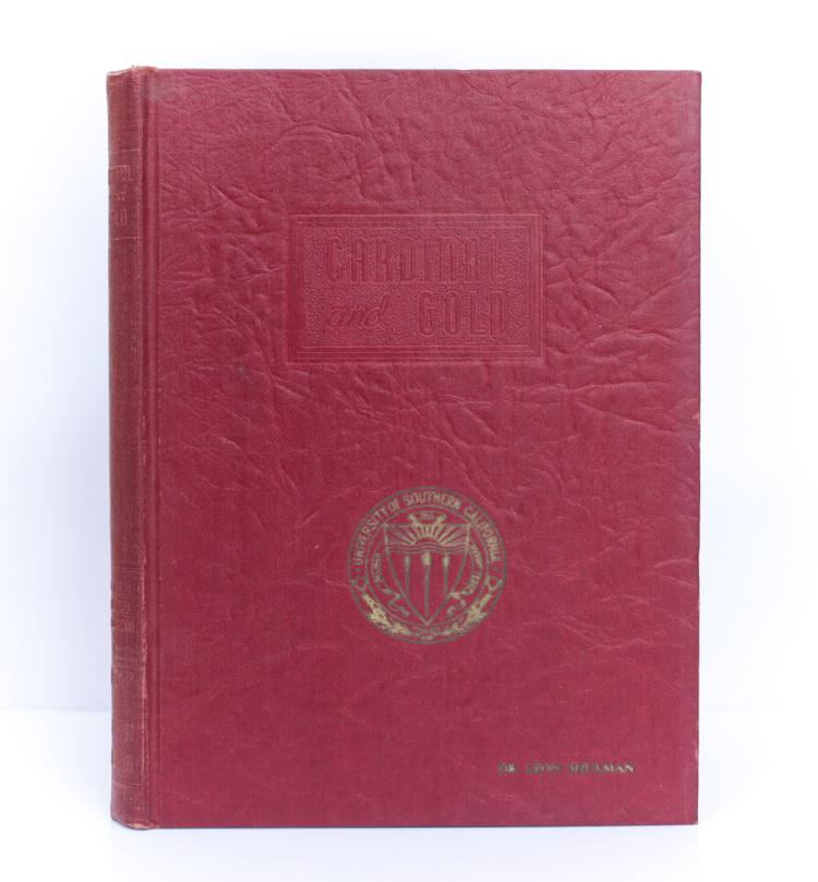 Henley, W. Ballentine Cardinal and Gold 1st Ed 1939