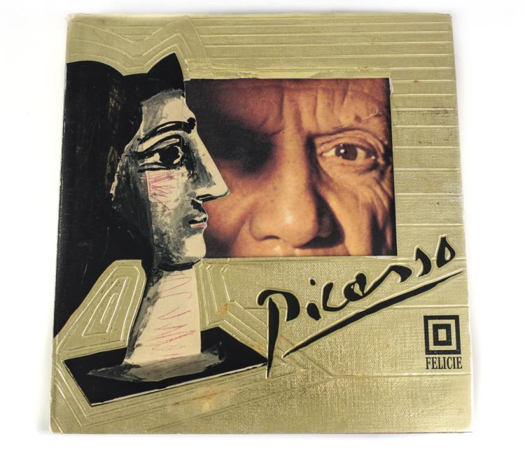 Descargues, Pierre Picasso Felicie 1st Ed
