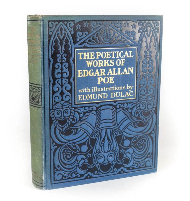 Poe, Edgar Ellen; Dulac, Edmund The Poetical Works