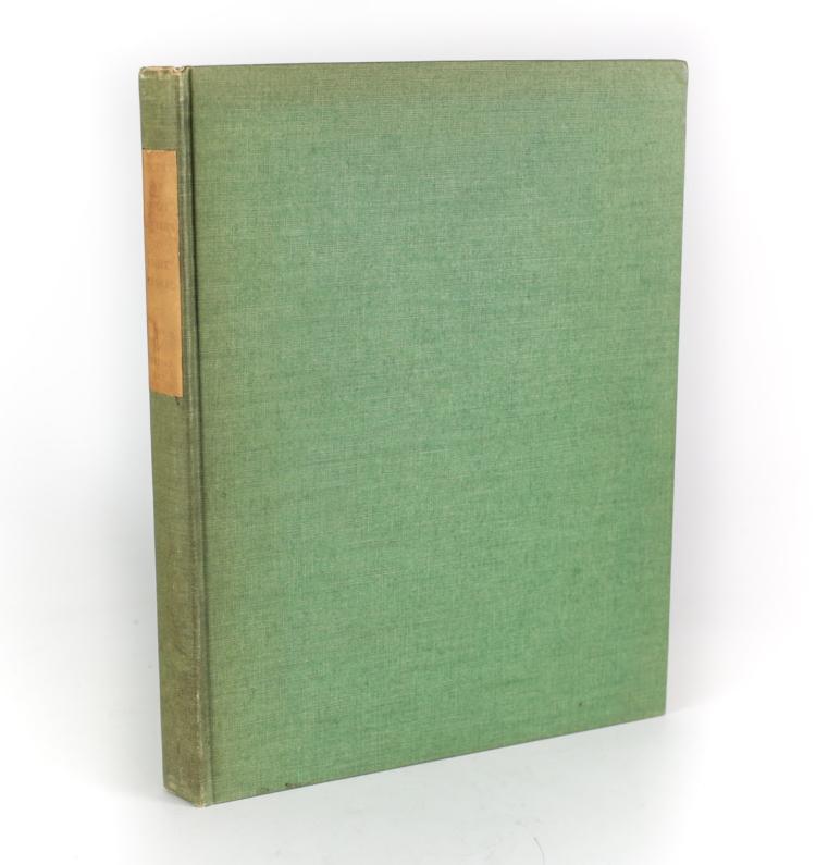 Van Gogh, Vincent Letters to Emile Bernard 1st Ed 1938