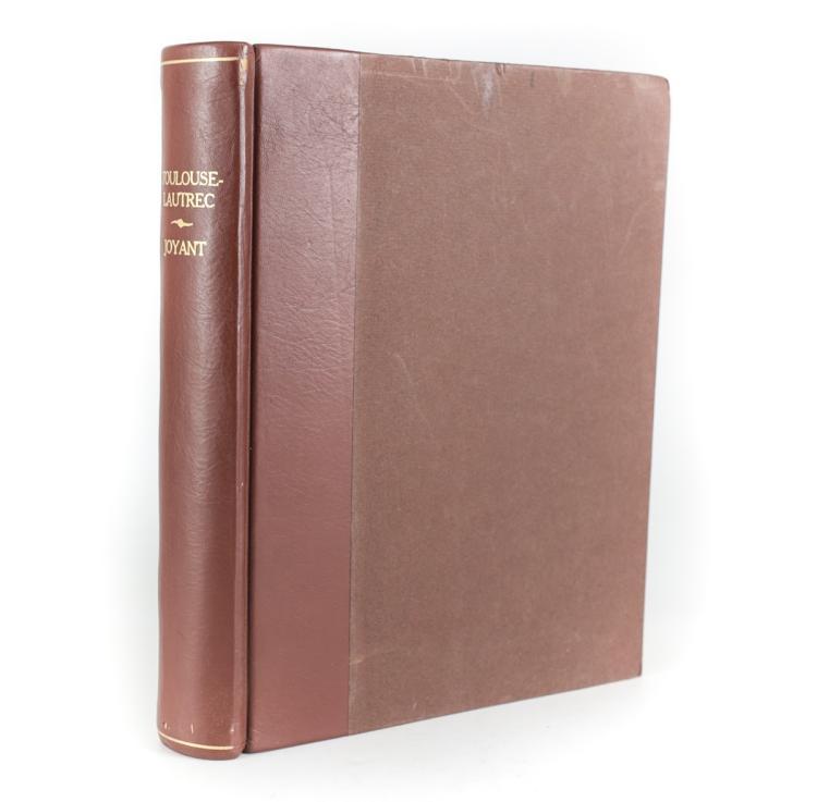 Joyant, Maurice Henri de Toulouse-Lautrec 1864-1901 1st Ed