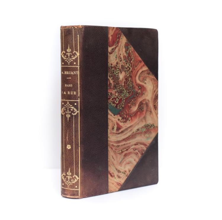 Bruant, Aristide Chansons & Monoloues 1891