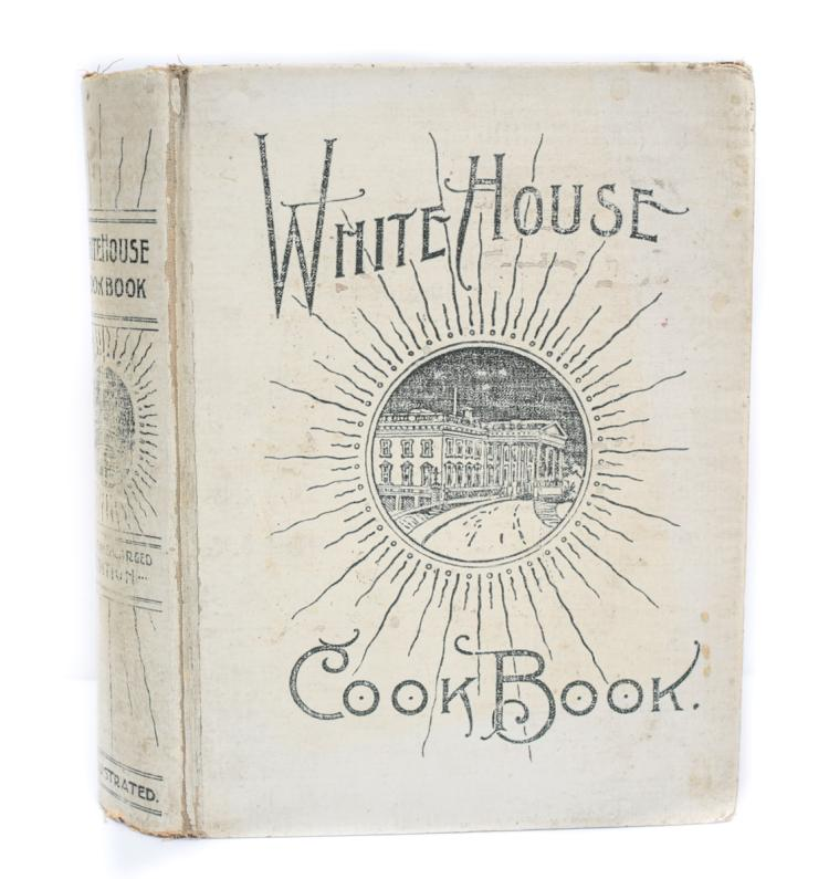 Ziemann, Hugo The White House Cook Book 1907