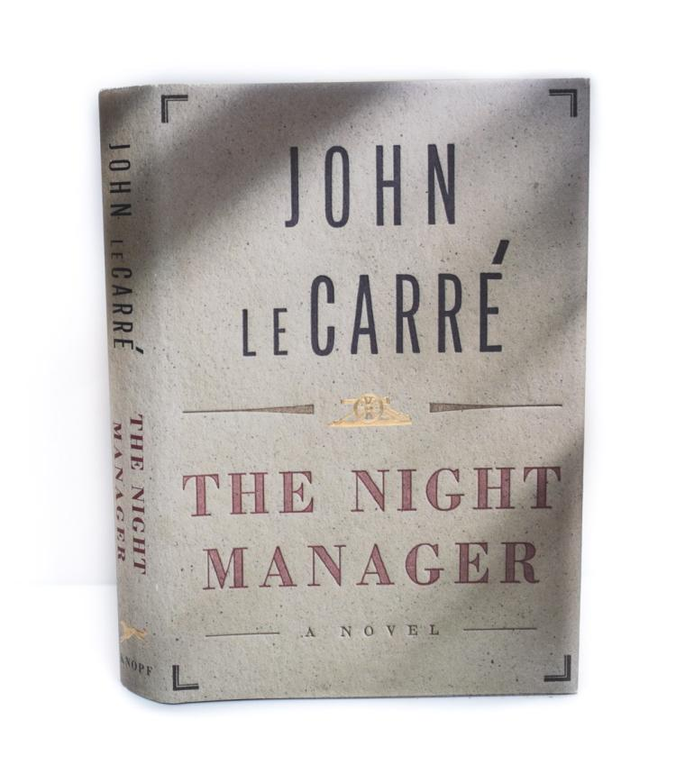 Le Carre, John The Night Manager 1st Ed w DJ