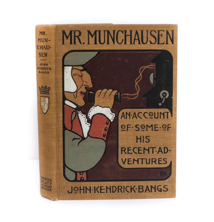 Bangs, John Kendrick Mr Mumchausen 1st Ed