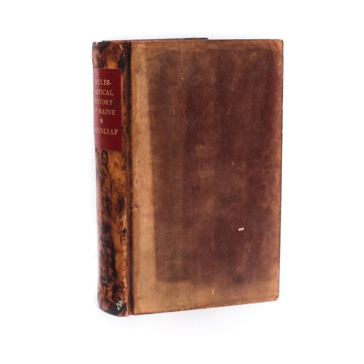 Greenleaf, Jonathan Sketches of Ecclesiastical 1st Ed