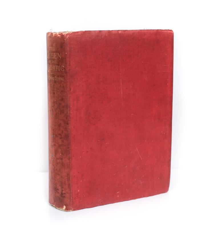 Clement, Clara Erskine The Queen of the Adriactic 1st Ed