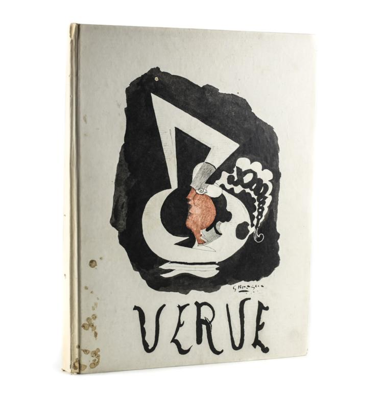 Teriade Verve: Revue Artique Vol II Nos 27 et 28