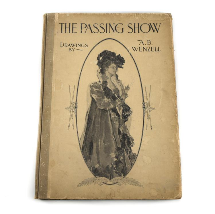 Wenzell, A.B. The Passing Show 1903