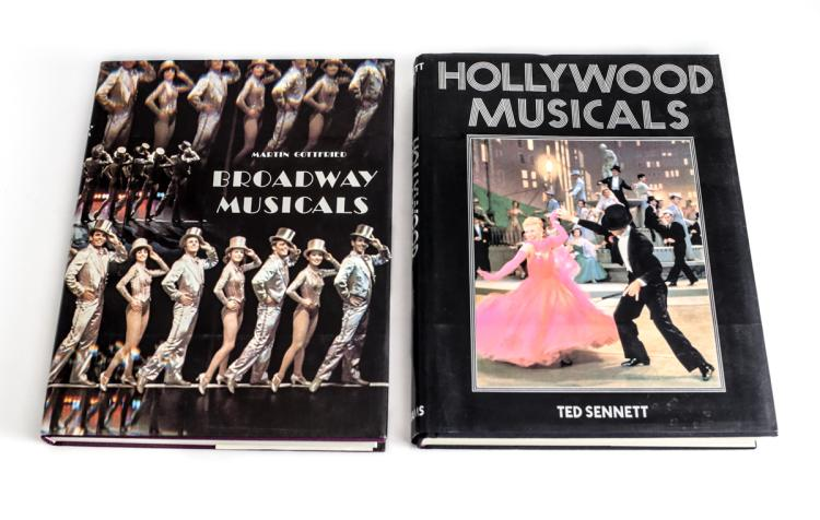 Gottfried/Sennett Brodway Musicals, Hollywood Musicals