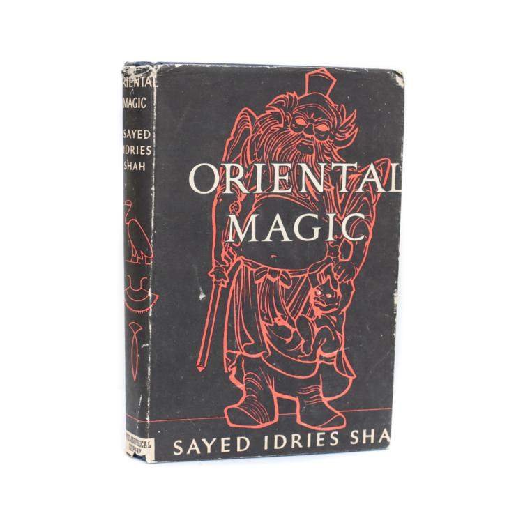 Shah, Sayed Idres Oriental Magic 1st Ed w DJ