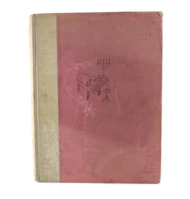 Rodgers, Richard The Rogers & Hart Song Book 1st Ed 1951