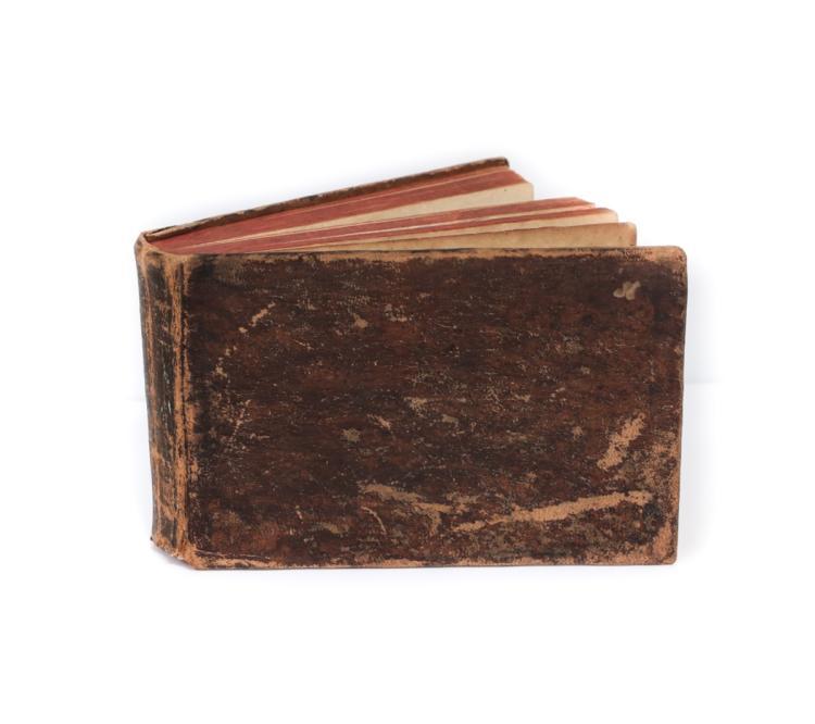 Luther, Martin Biblisches Spruch und Shatz-Kastelin 1824
