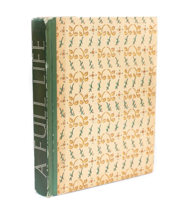 Kling, Joseph A Full Life 1st Ed Signed  1934
