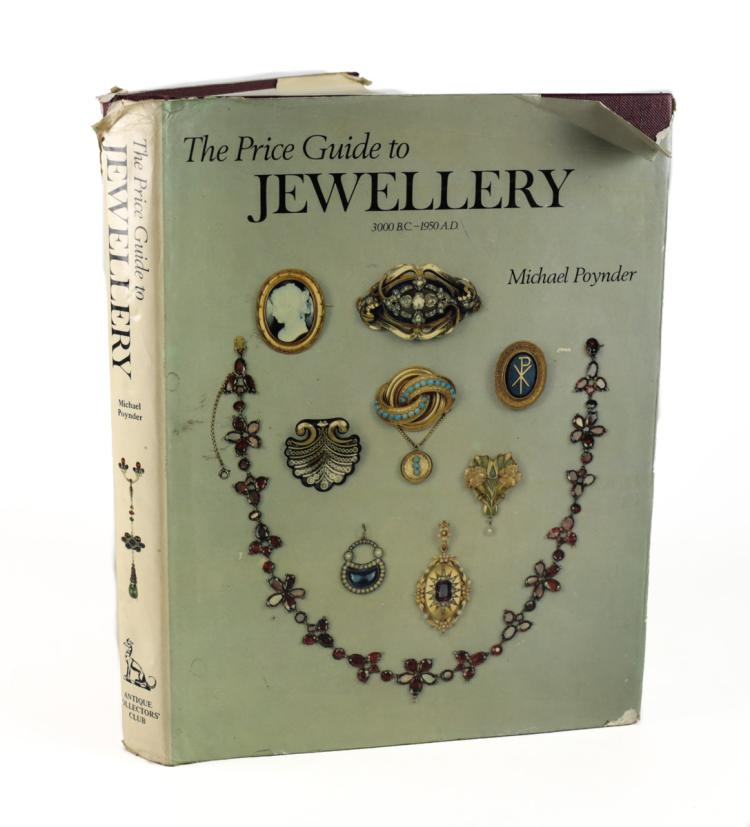 Poynder, Michael The Price Guide to Jewllery w DJ 1976
