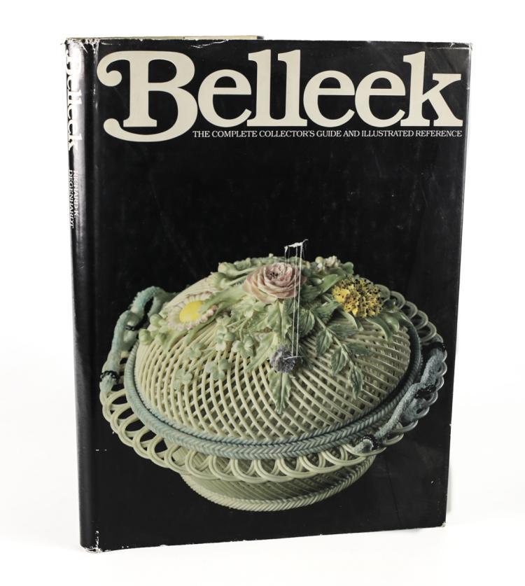 Degenhardt, Richard Belleek Complete Collector's Guide