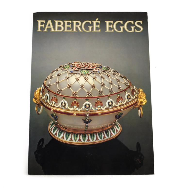 Forbes, Christopher Faberege Eggs 1983
