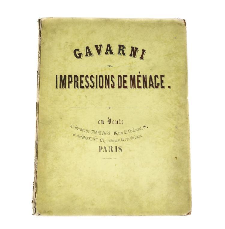 Sulpice-Guillaume, Garvarni Impressions 1846