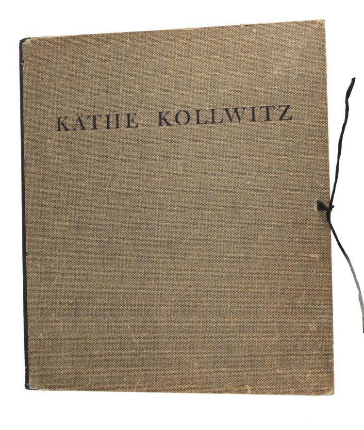 Mccausland, Elizabeth Kathe Kollwitz 10 Lithographs