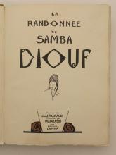 THARAUD, Jérôme & Jean La randonnée de Samba Diouf [...] illustrée par Madr
