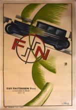 FN/ VAN HAUTEGHEM FRÈRES/ RUE NORD DU SABLON, 70, RRUGES [!].