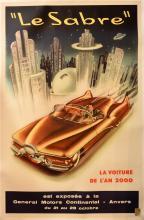 LESABRE/ LA VOITURE/ DE L'AN 2000.