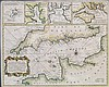 Europe, Mer du Nord, Carte marine - SEALE, Richard William.- A correct Chart of the English Channel from the No.Foreland to [...] Brest on the coast of France., Richard William Seale, Click for value