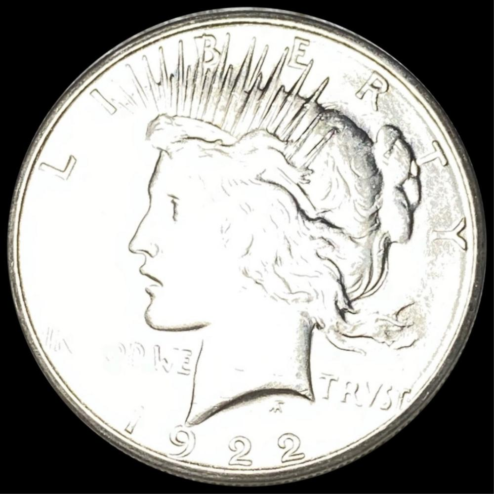 1922-S Silver Peace Dollar UNCIRCULATED