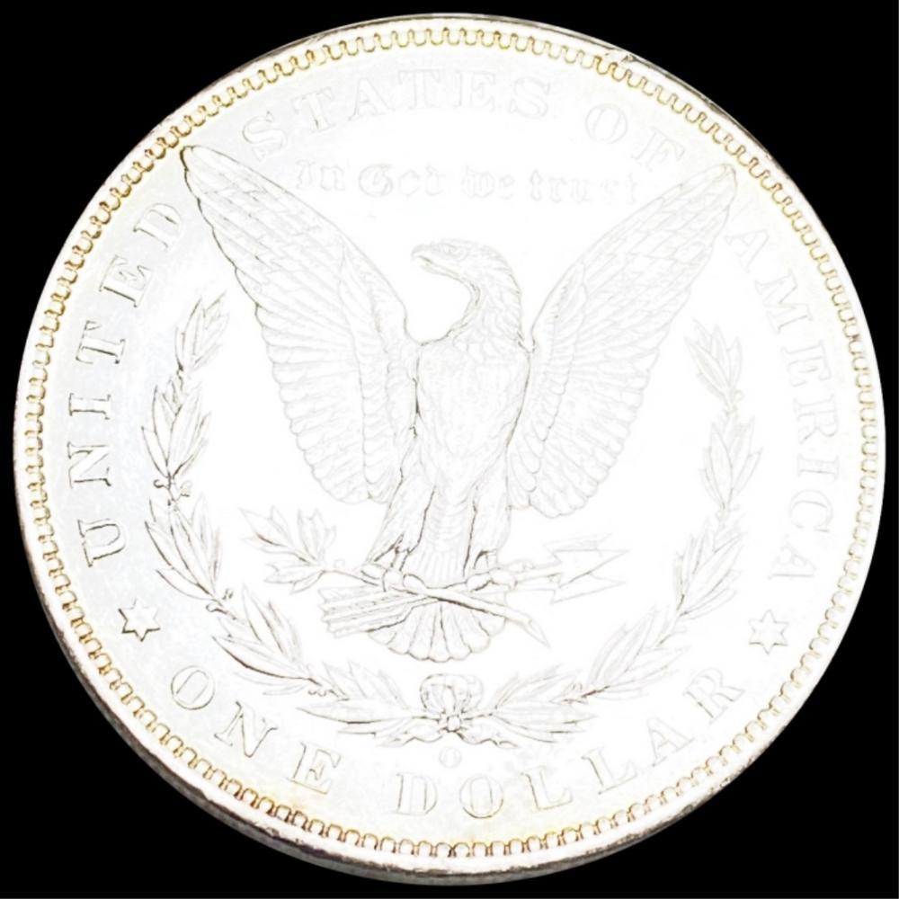 1887-O Morgan Silver Dollar UNCIRCULATED