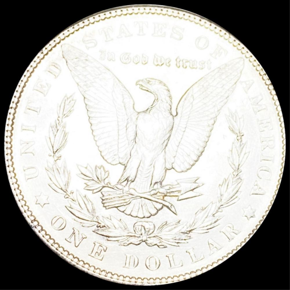 1902 Morgan Silver Dollar UNCIRCULATED