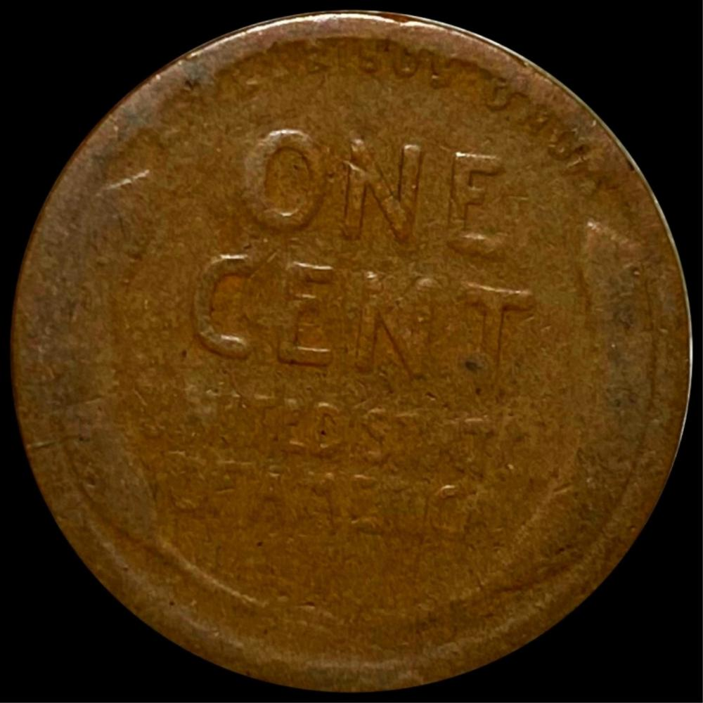 1914-D Lincoln Wheat Penny NICELY CIRCULATED