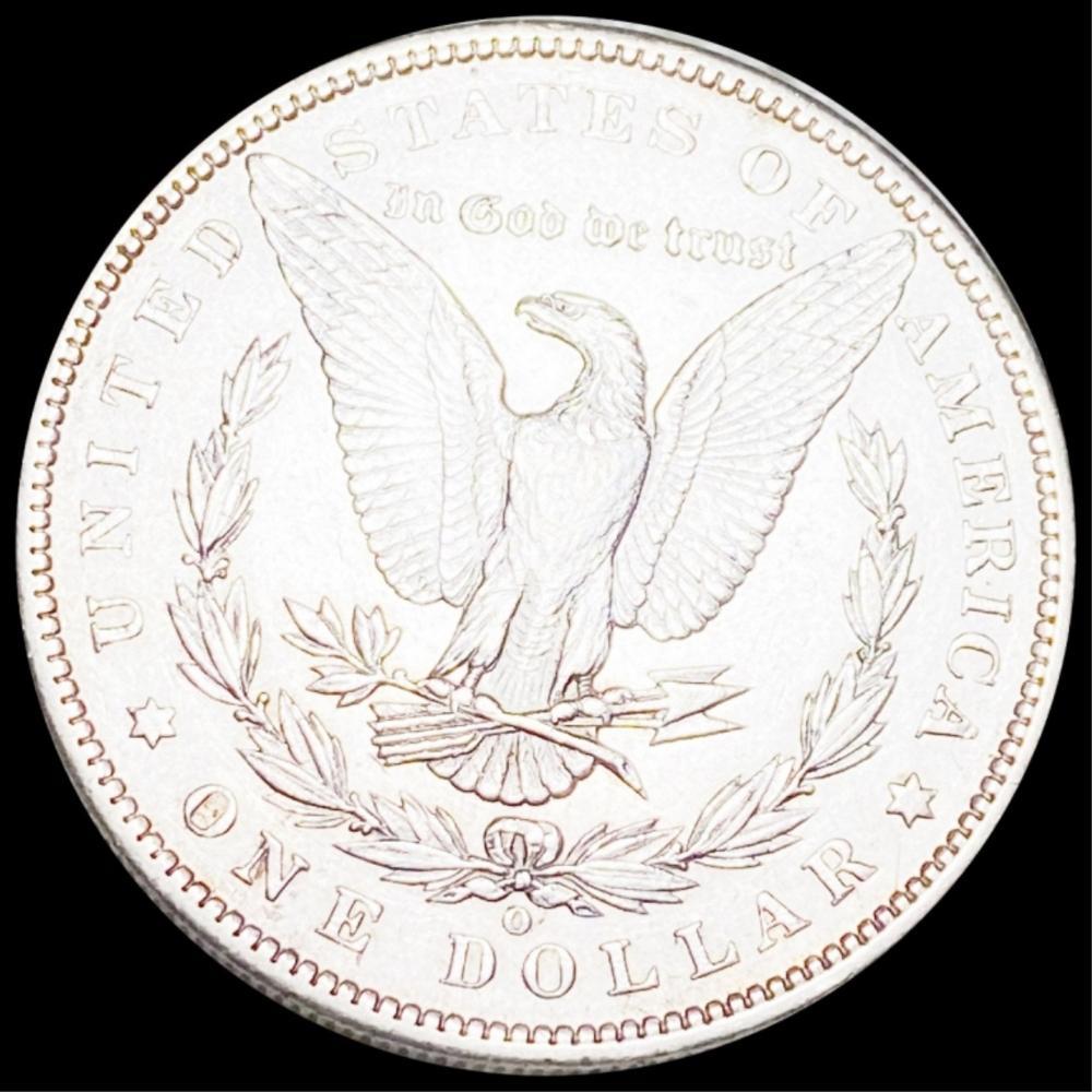 1886-O Morgan Silver Dollar UNCIRCULATED