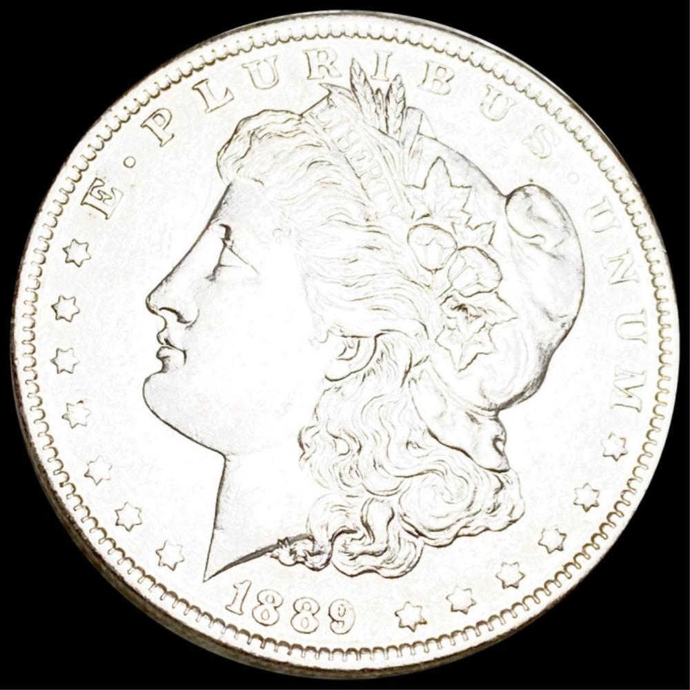 1889-O Morgan Silver Dollar UNCIRCULATED