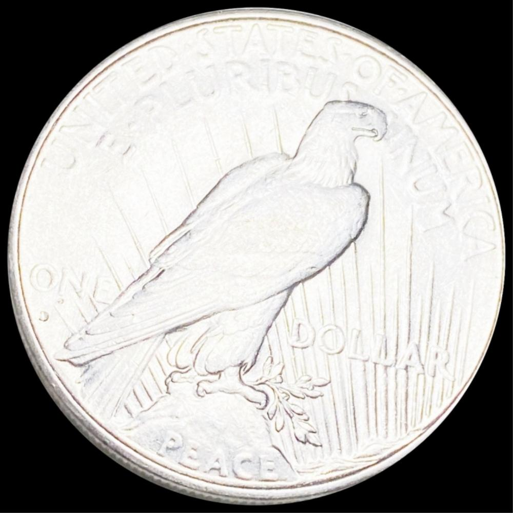 1934-S Silver Peace Dollar UNCIRCULATED