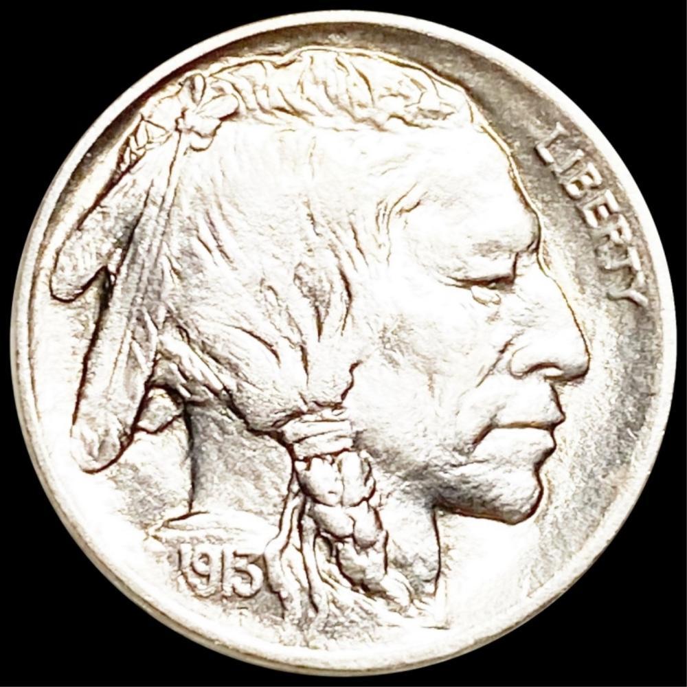 1913 TY1 Buffalo Head Nickel UNCIRCULATED