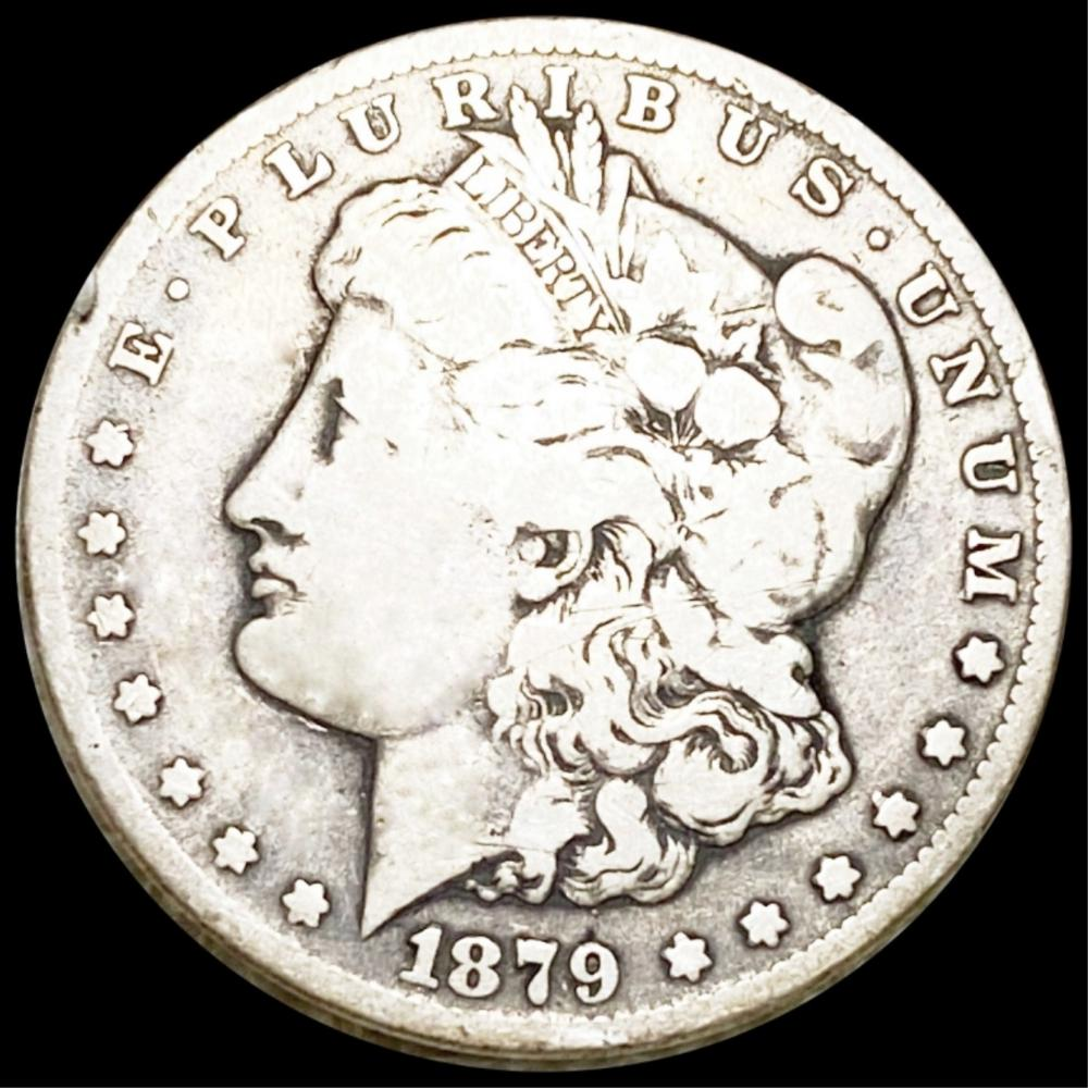 1879-O Morgan Silver Dollar NICELY CIRCULATED