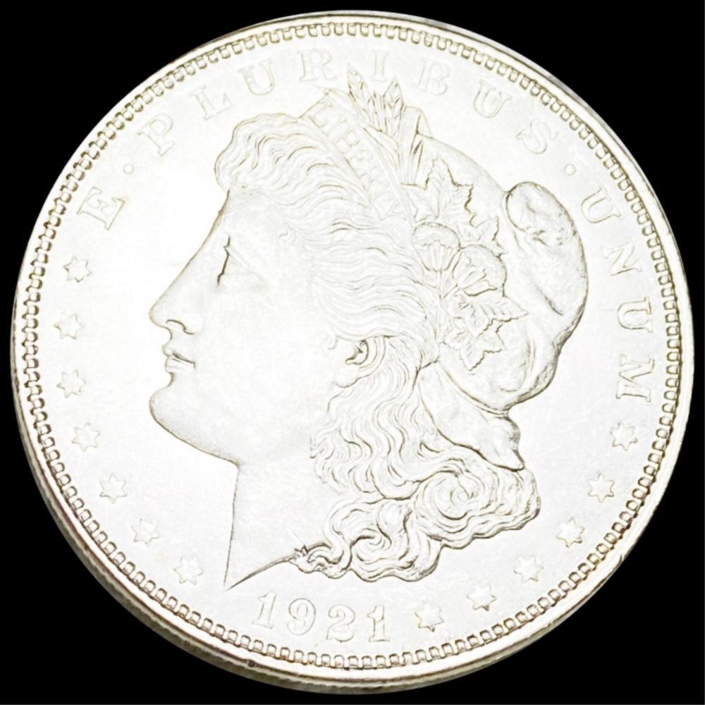 1921 Morgan Silver Dollar UNCIRCULATED
