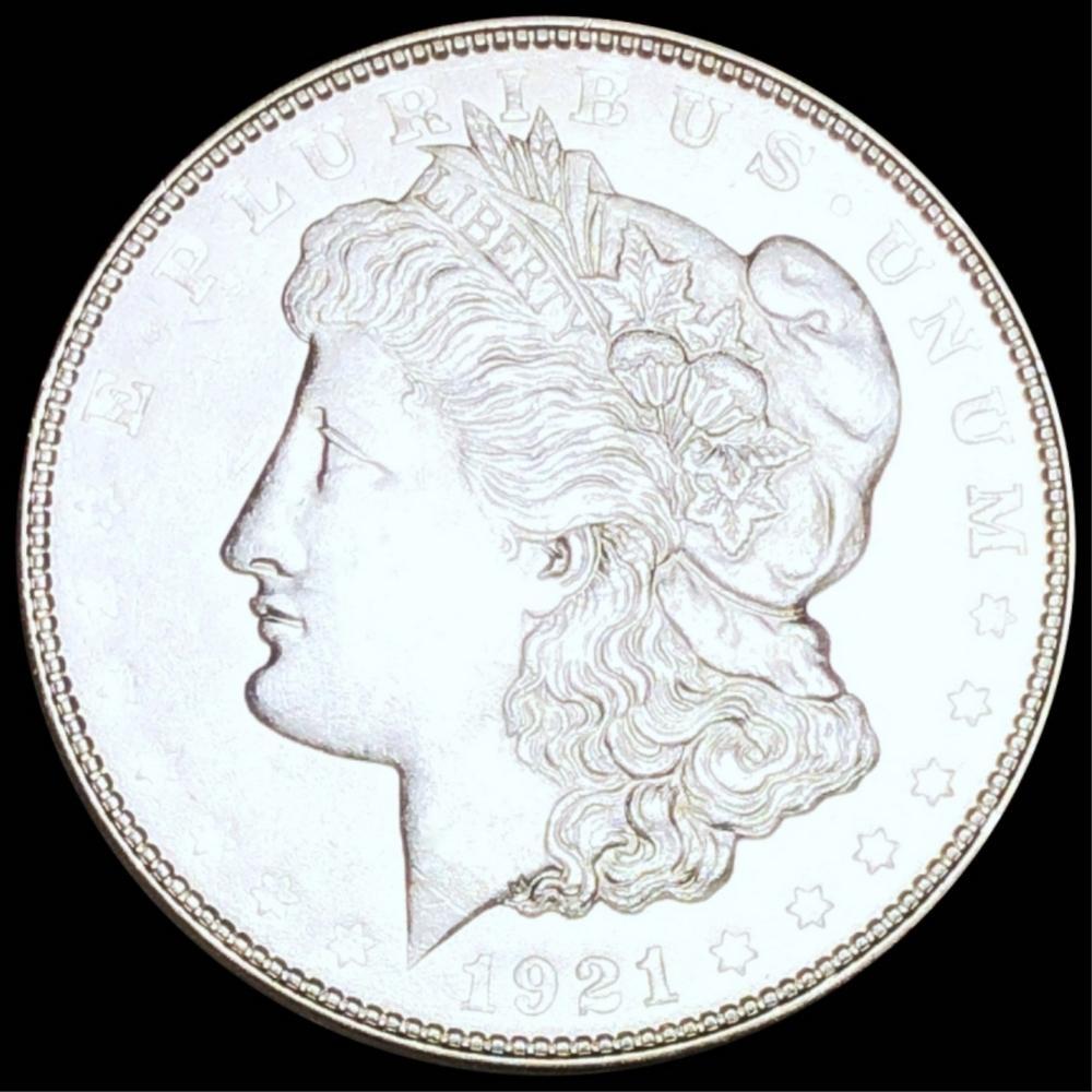 1921-D Morgan Silver Dollar UNCIRCULATED