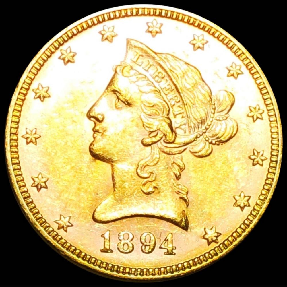 1894 $10 Gold Eagle UNCIRCULATED