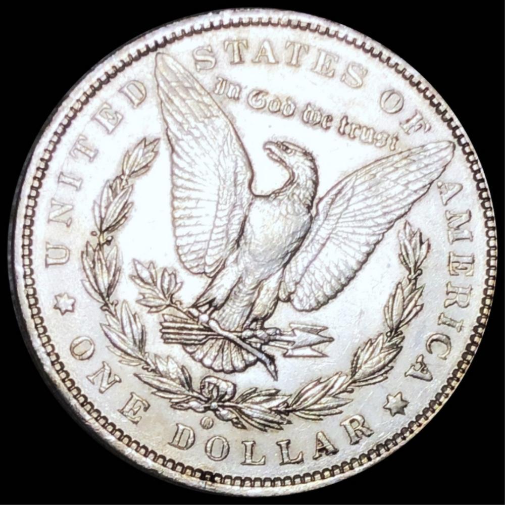 1896-O Morgan Silver Dollar UNCIRCULATED