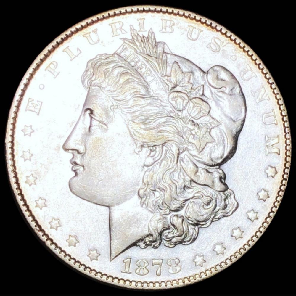 1878 Morgan Silver Dollar UNCIRCULATED