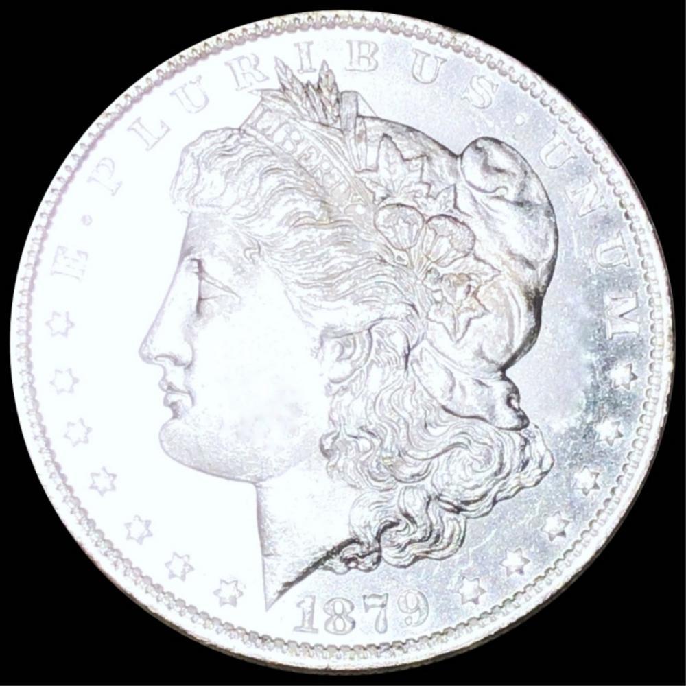 1879-O Morgan Silver Dollar CHOICE BU