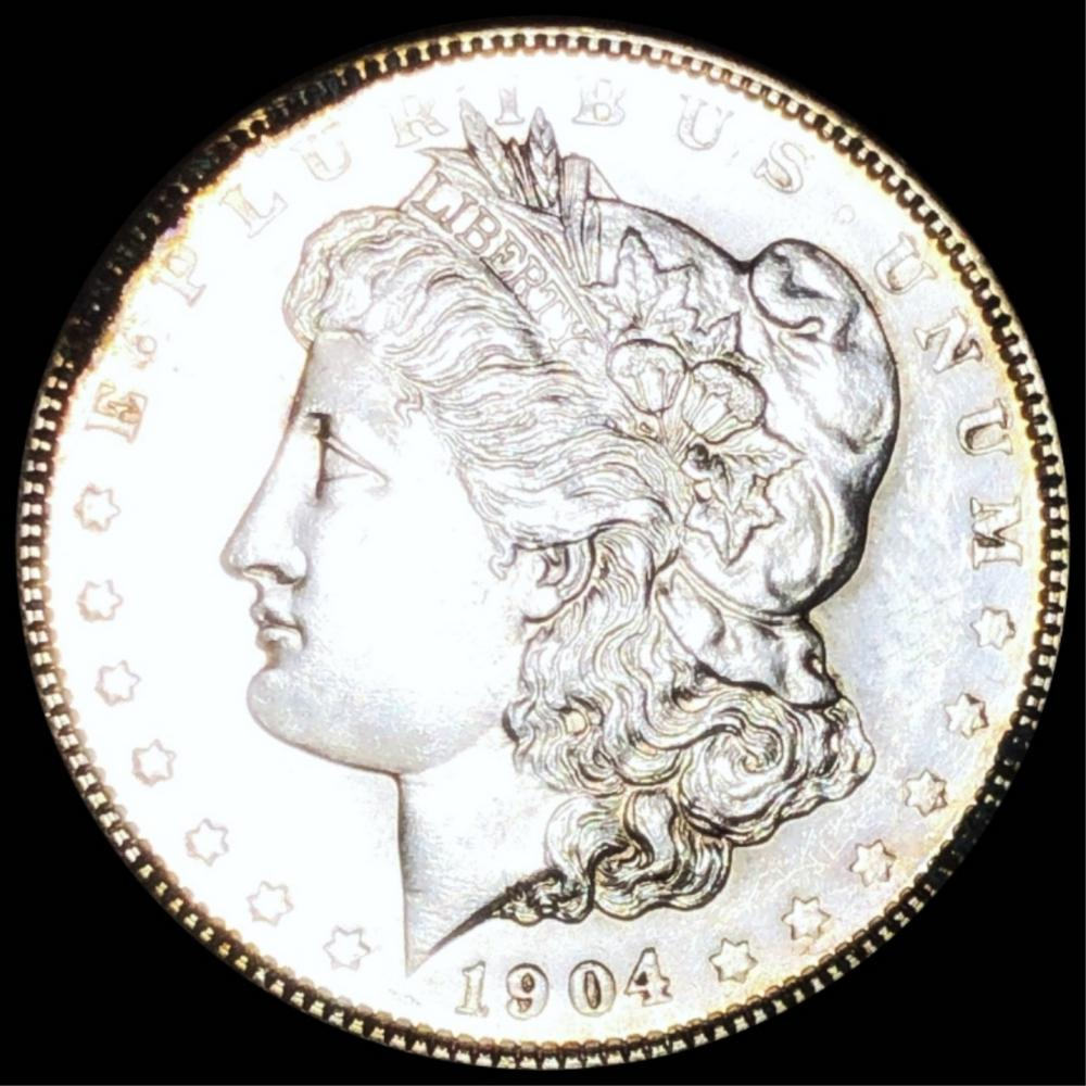 1904 Morgan Silver Dollar UNCIRCULATED