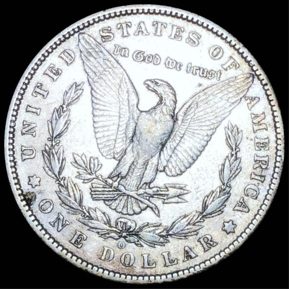 1886-O Morgan Silver Dollar CLOSELY UNCIRCULATED