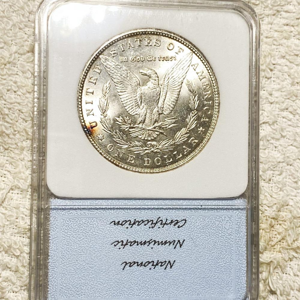 1900 Morgan Silver Dollar NNC - MS66