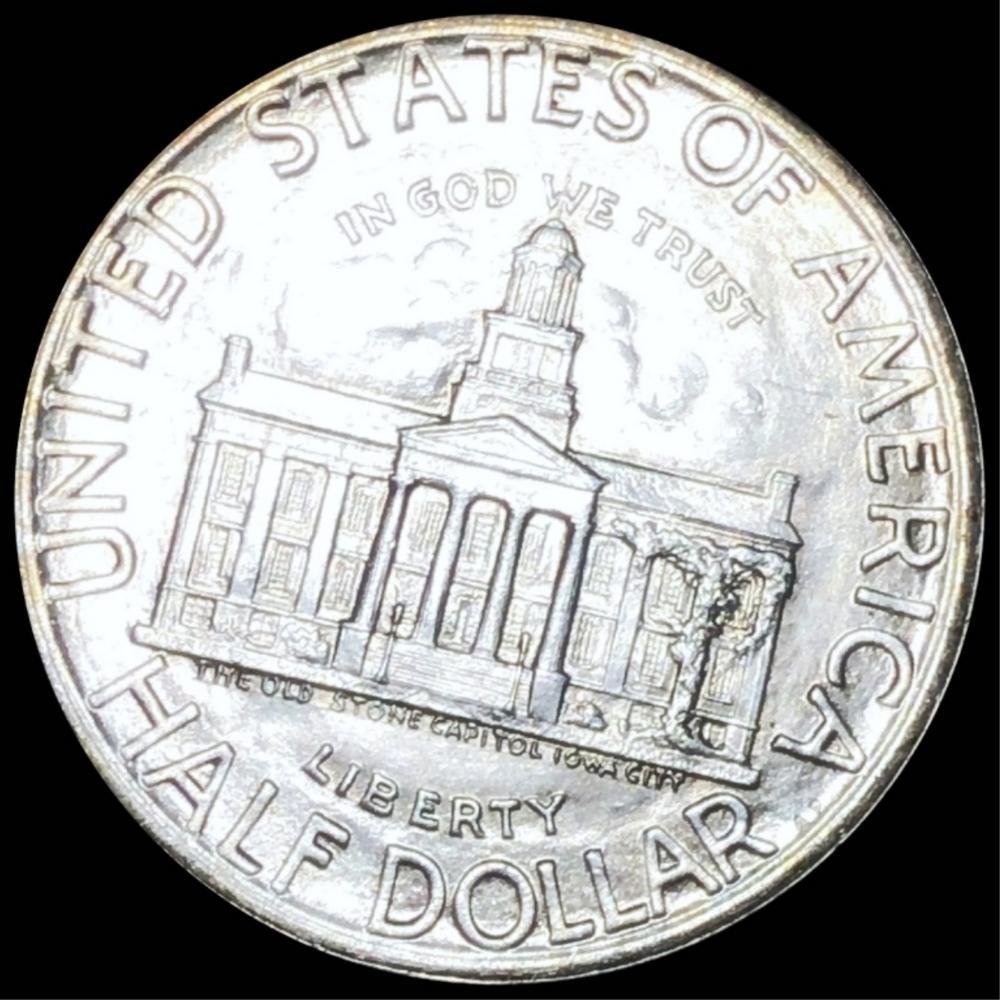 1946 Iowa Half Dollar UNCIRCULATED