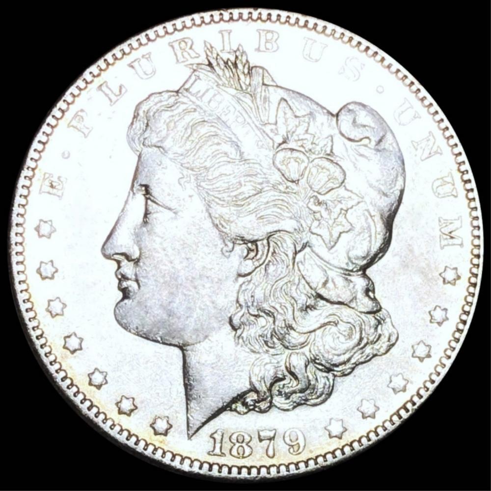 1879-S Rev '78 Morgan Silver Dollar UNC